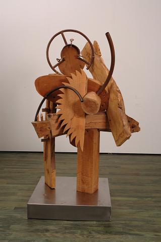 Obra de Melquiades Rosario Sastre-Autogiro Arte Actual